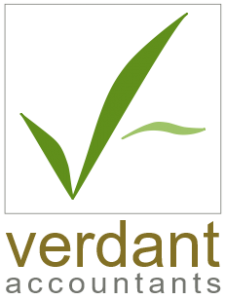 verdant accountants logo
